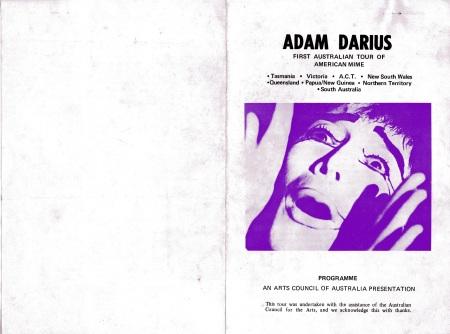 Adam Darius programme.