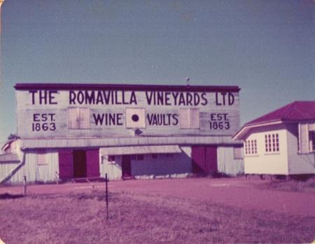 Romavilla circa 1972.