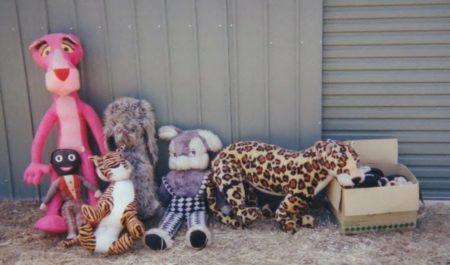 Cath's Stufffed Toys.