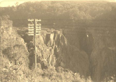 Tinaroo Falls circa 1974.